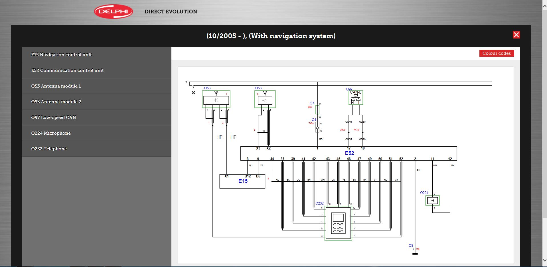 Vehicle Technical Information Direct Wire Wiring Database Screen Shot Comfort Diagrams