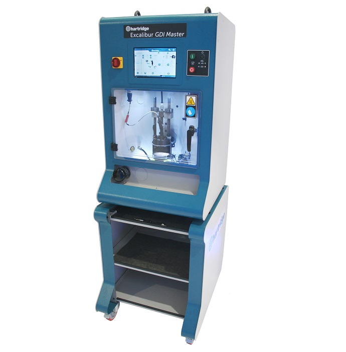 Hartridge Excalibur GDI test machine