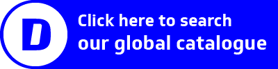 "D logo with text ""Click here to search our global catalogue"""