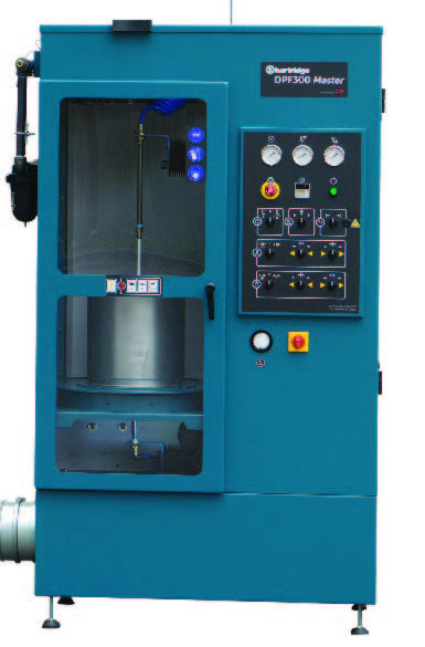 Hartridge DPF 300 Master Series