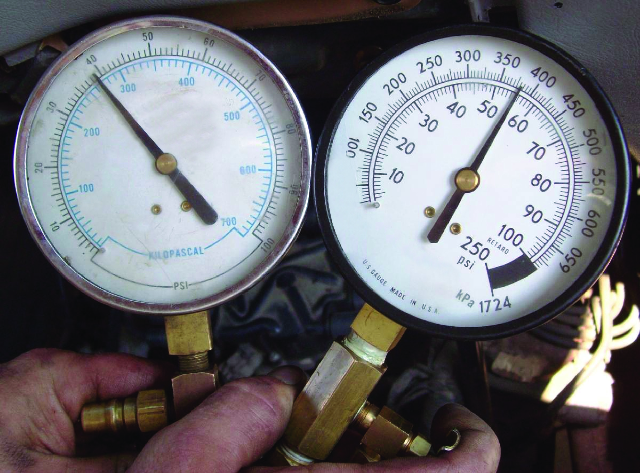 How To Test Fuel Pressure And Flow Delphi Auto Parts Electric Pump Specifications