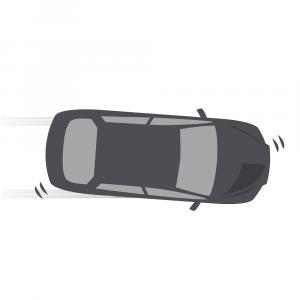 Vehicle pulls to one side