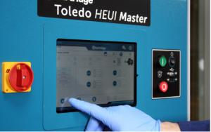 Touch Screen Toledo HEUI