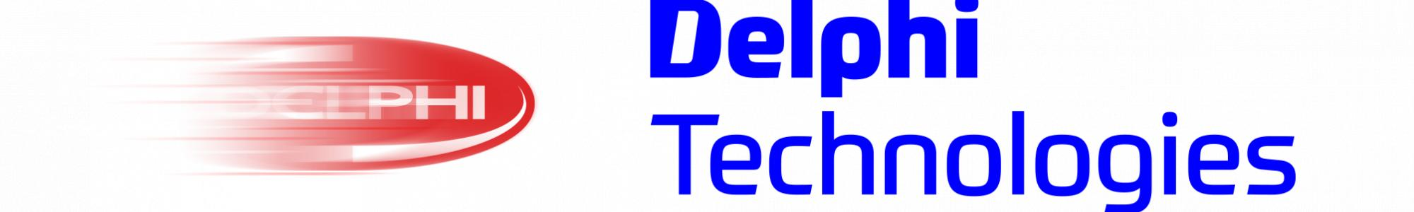 Delphi Technologies Transition Logo