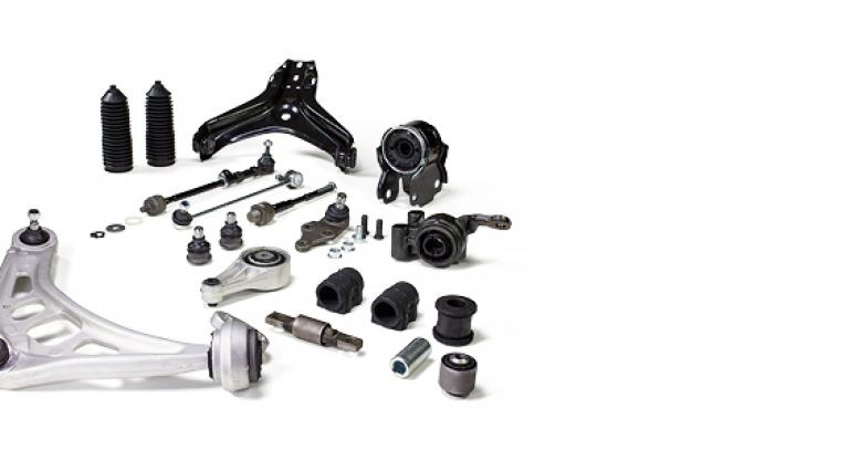 Steering & Suspension portfolio