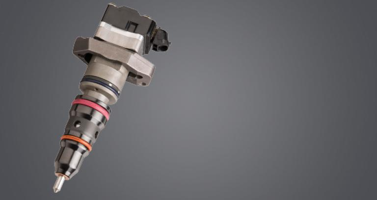 Delphi Remanufactured HEUI Injector for Light Duty Engines