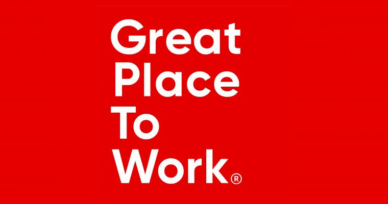 Logo do Great Place to Work