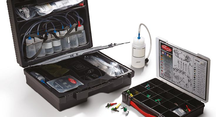 HD3000 High Pressure Diagnostic Tool