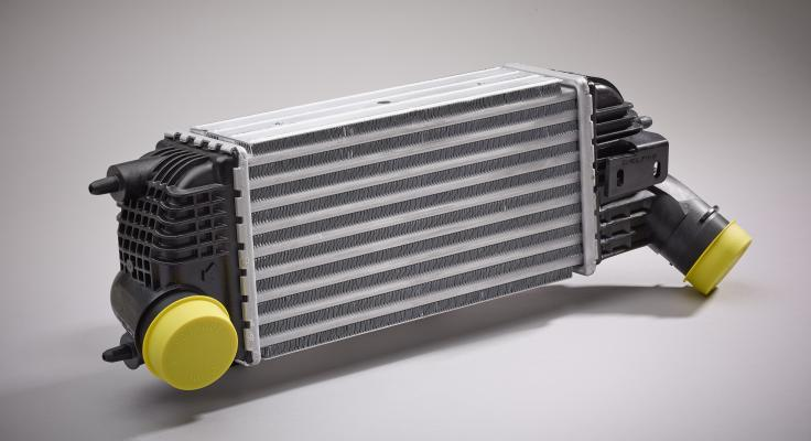 Delphi Charge Air Cooler