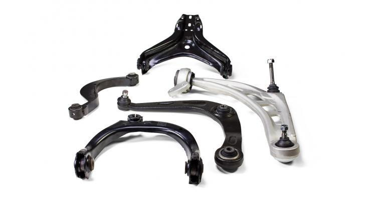 Wishbone and control arm