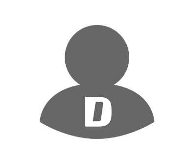 Delphi logo on person image