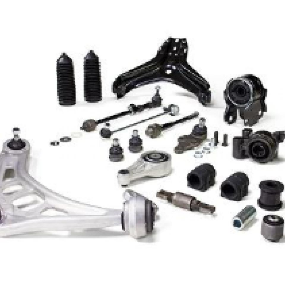 Vehicle steering and suspension parts